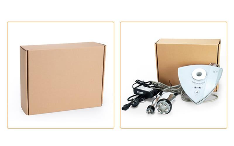 упаковка аппарата rf-лифтинга