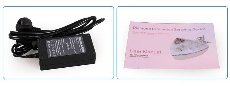 адаптер аппарата для механической шлифовки кожи