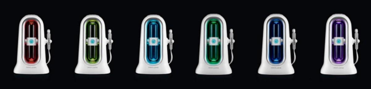 LED підсвічування для апарату аквапілінг