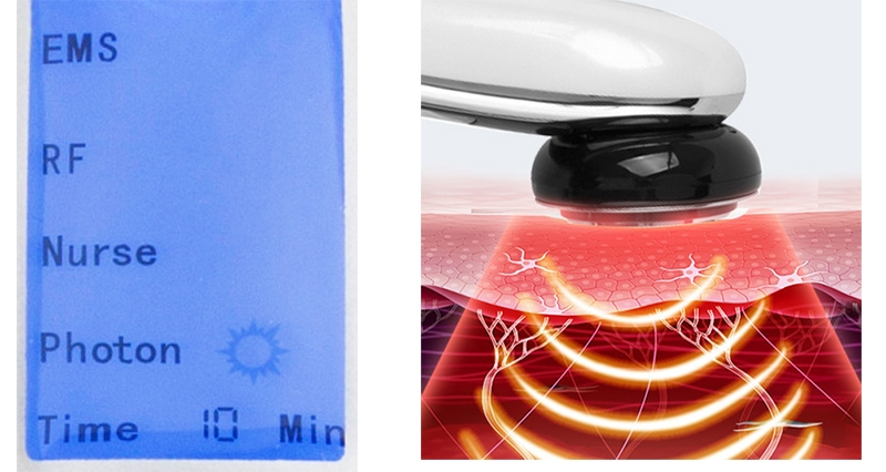многофункциональное устройство для ухода за кожей дома