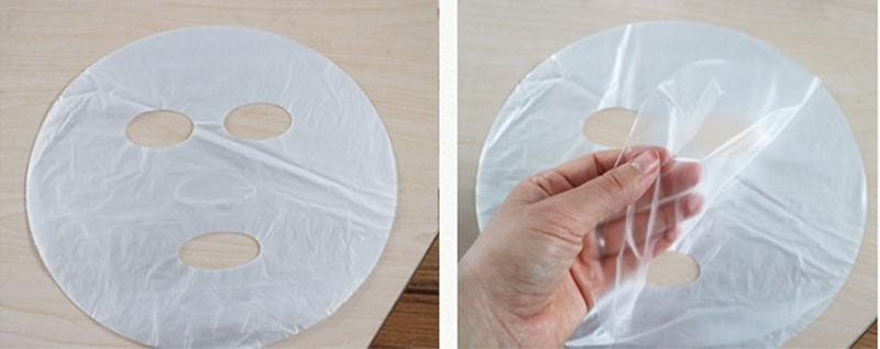 одноразова маска плівка