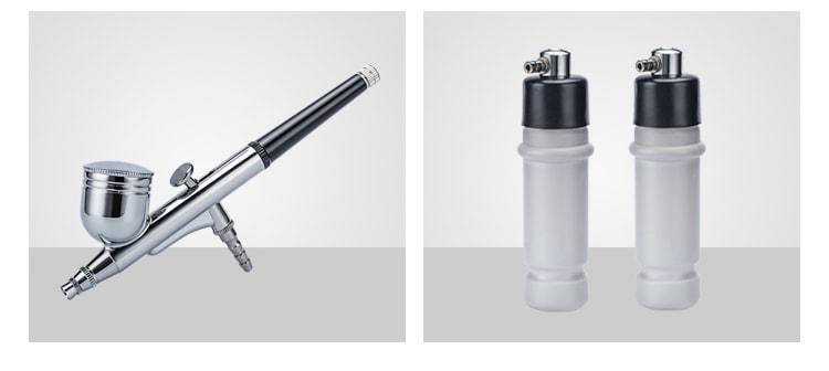 комплектація багатофункціонального апарату для косметології