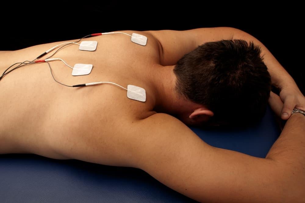 расслабление мышц с помощью электроимпульсов
