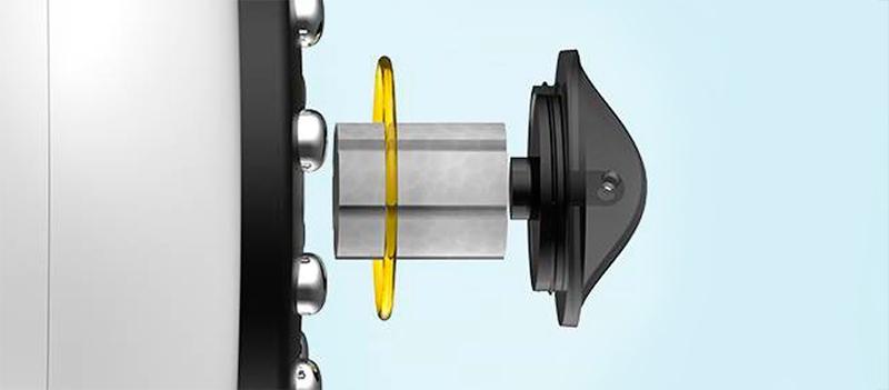 замена фильтра в бытовом вакуумном тренажере