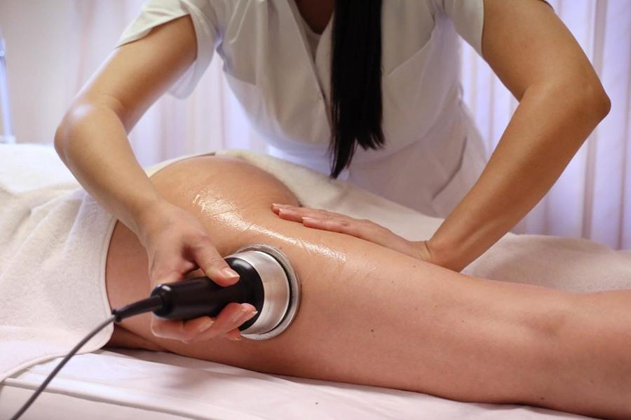 вакуумный массаж и RF - лифтинг