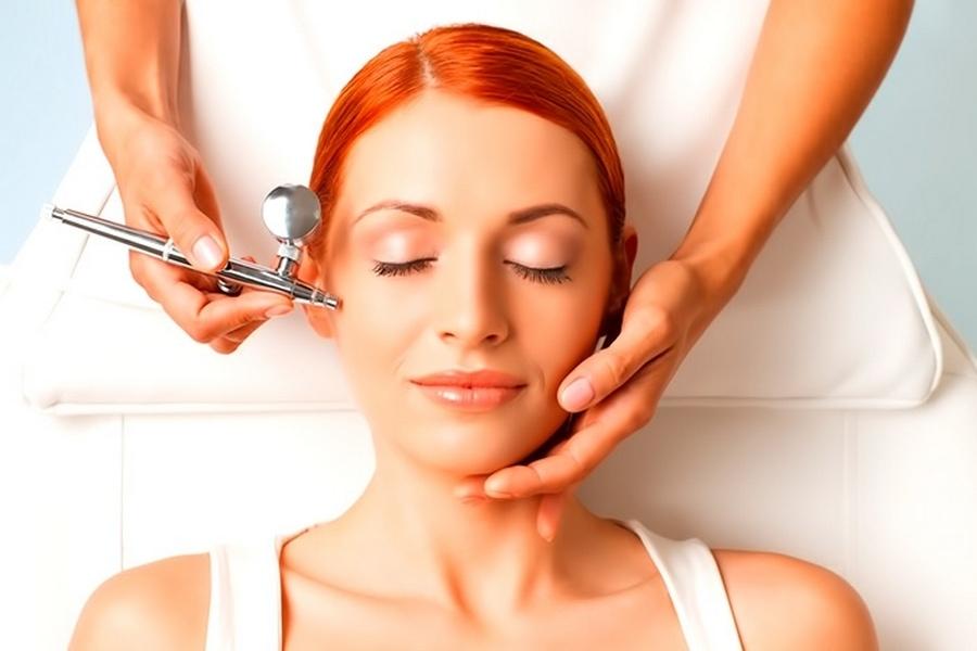 Окситерапия - как привести кожу лица в порядок