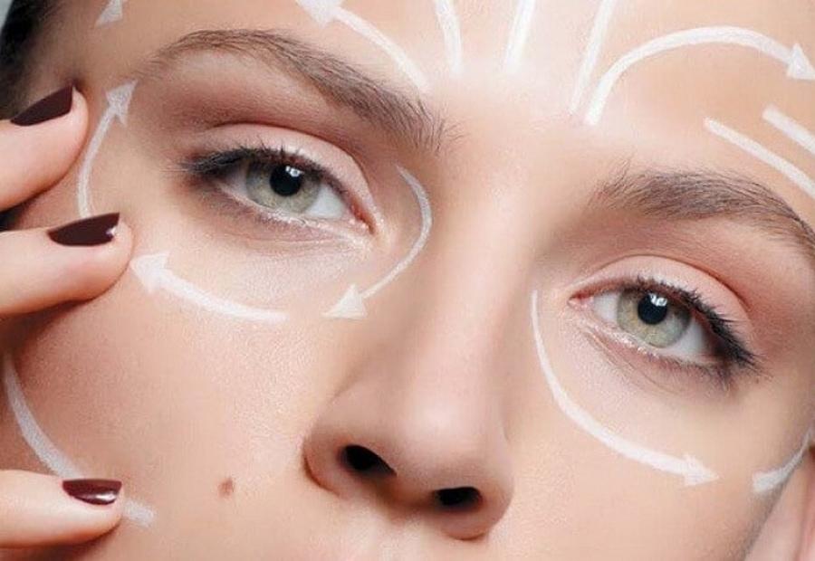 Уход и защита кожи вокруг глаз