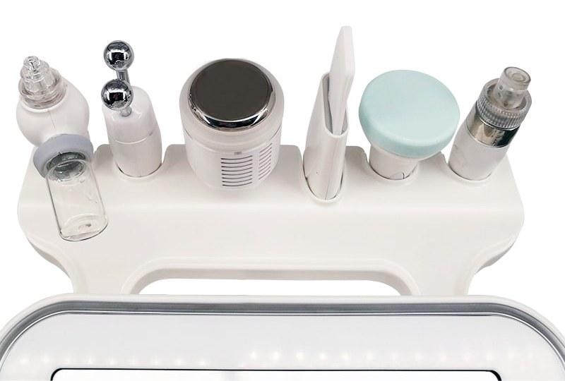Насадки косметологического комбайна водородного пилинга H2O2