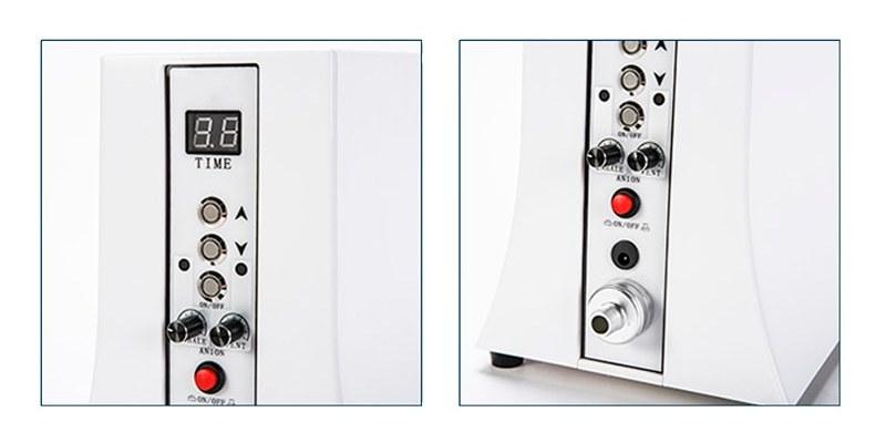 Панель управления аппарата вакуумного массажа для груди и ягодиц LAFO LF-922