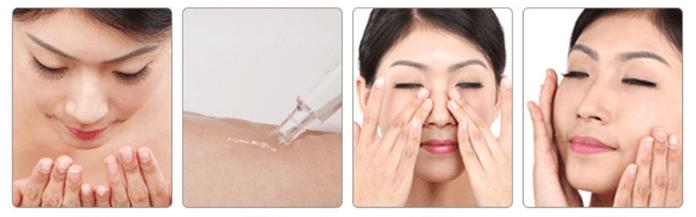 Как правильно наносить на лицо гиалуроновую сыворотку