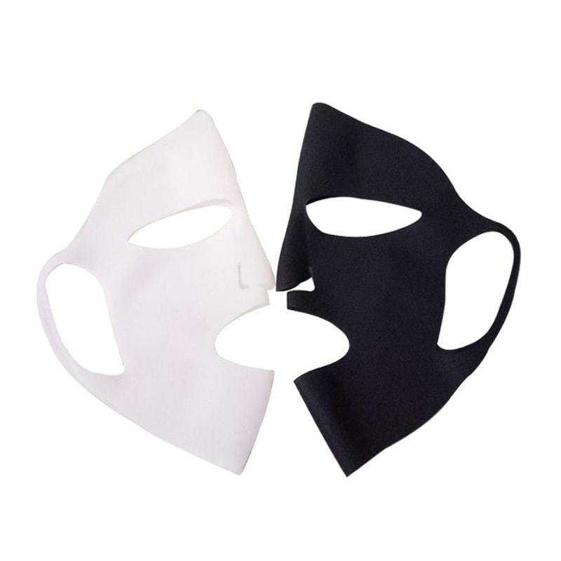 маски для лица из силикона