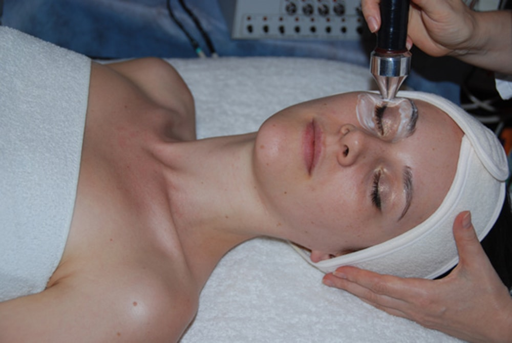 фонофорез для кожи под глазами