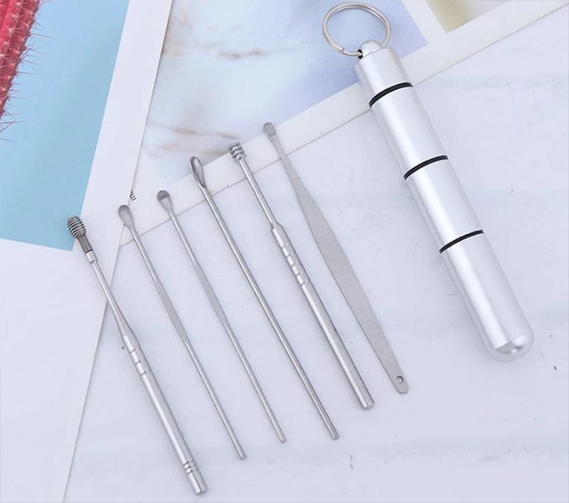 инструменты для чистки ушей