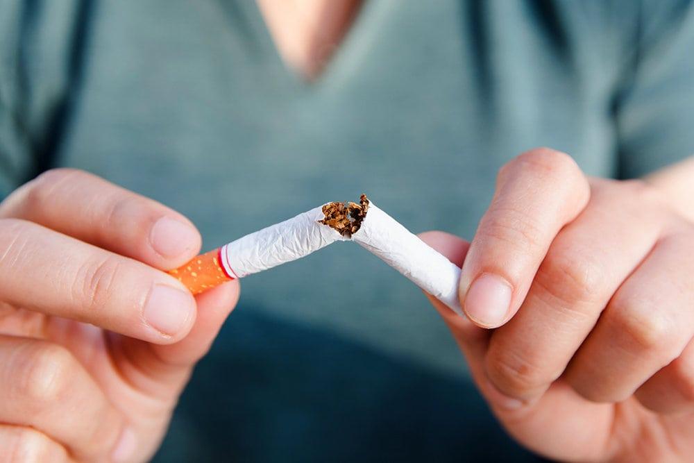 морщины от курения