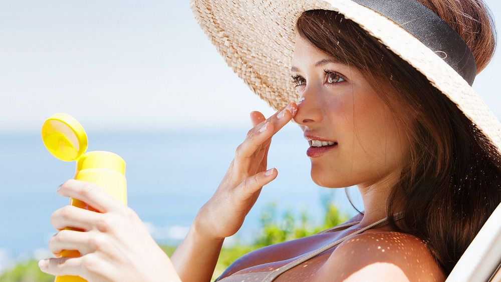 защита липидного слоя кожи от УФ