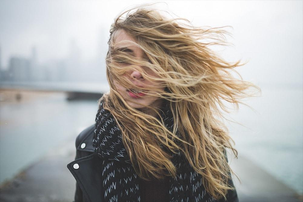 защита кожи от ветра