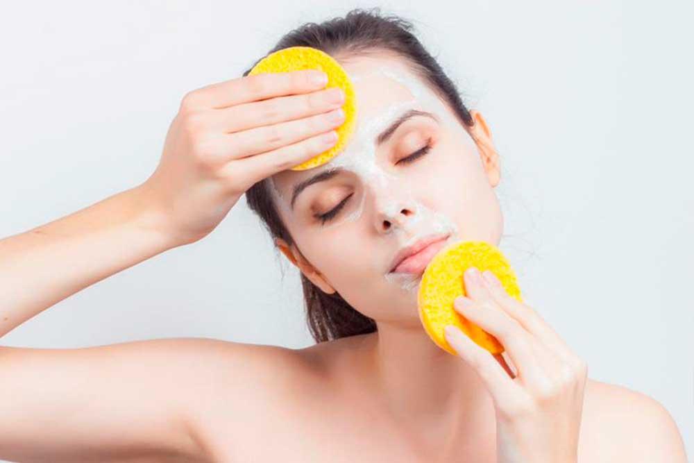 очищение кожи фруктовыми кислотами