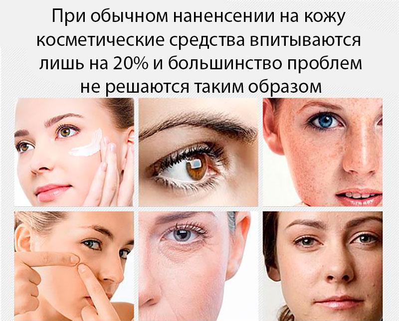 проблеми зі шкірою