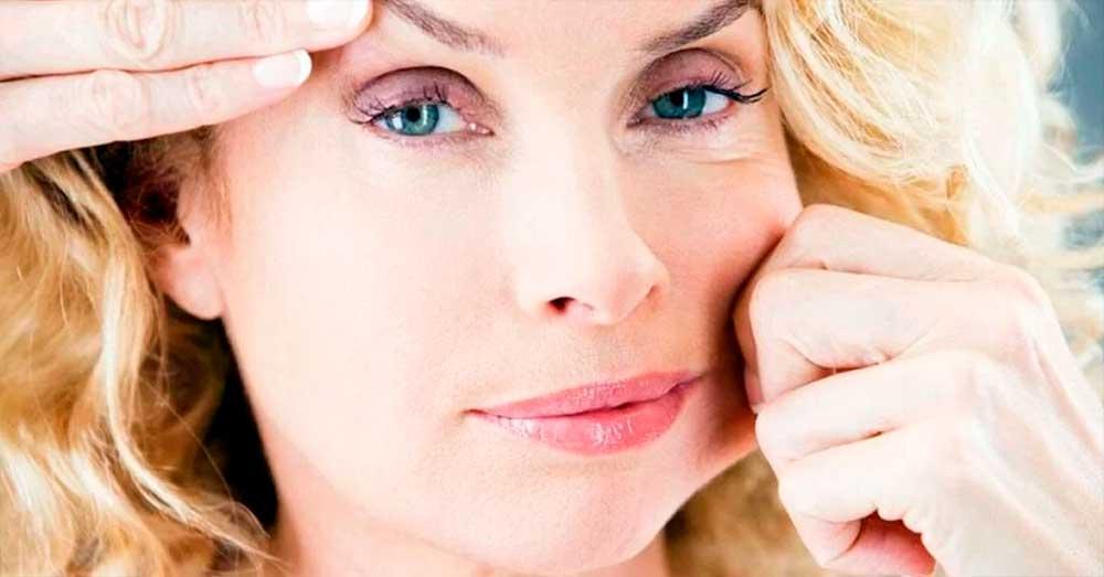 упругость кожи на лице