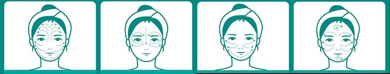масаж спрямованим потоком кисню
