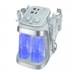 Косметологічний комбайн для очищення шкіри Plasma H202 Thermal Bubble Series 6 в 1
