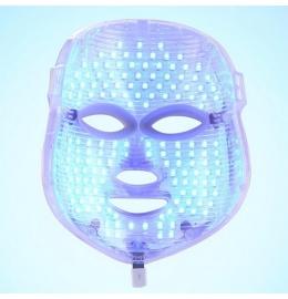 LED Маска для фотодинамической терапии (7 цветов) фото 5
