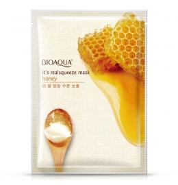 Маска для обличчя з медом