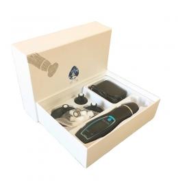 Комплект аппарата - вакуумный массажер + RF, насадки, блок питания, фильтры