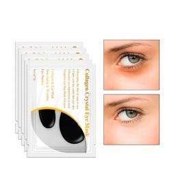 Черная коллагеновая маска для кожи вокруг глаз Lanbena (Crystal Eye Mask) (3 мл.) фото 2