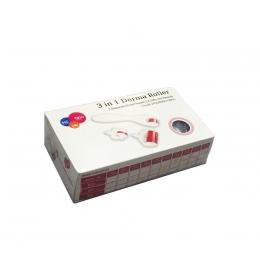 Набор мезороллеров + Ice Roller DMS 3 в 1 (300 / 720 / ice roller) коробка фото 5
