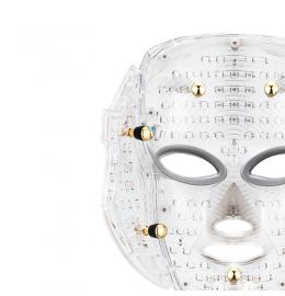 Маска для  микротоковой и LED светотерапии  LED mask MK-3430 (7 цветов) фото 3