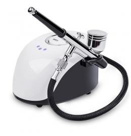 Кисневий розпилювач (аерограф) для оксітерапіі (mini air compressor) для догляду за шкірою BT-19