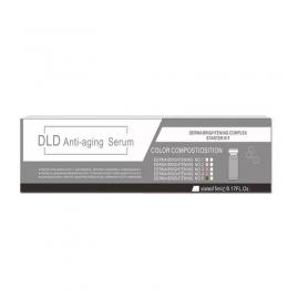 Тональна сироватка (№4) для процедур BB Glow MesoWhite DLD Serum (5 мл.) фото 4