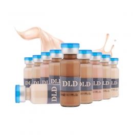 Тональна сироватка (№4) для процедур BB Glow MesoWhite DLD Serum (5 мл.) фото 2