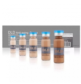 Тональна сироватка (№4) для процедур BB Glow MesoWhite DLD Serum (5 мл.) фото 3