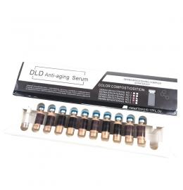 Тональна сироватка (№4) для процедур BB Glow MesoWhite DLD Serum (5 мл.)