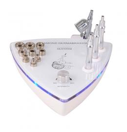 Аппарат 2 в 1 для механической шлифовки лица с кислородным распылителем (микродермабразия) LB-197 фото 3