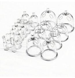Комплект вакуумных банок [пластиковые] (24 штуки)