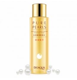 Bioaqua. Жемчужный тоник Pure Pearls (120 мл.) фото 2