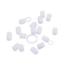 Фильтры вакуумные (тканевые иые) (50 штук) фото 2