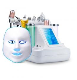 Комбайн косметологічний гідродермабразії і ліфтингу A000-45 (11 в 1) фото 2