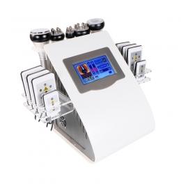 Комбайн 6 в 1 (кавитация, RF, вакуум, лазерный липолиз)SPA909 HW beauty equipment фото 5