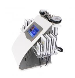 Комбайн 6 в 1 (кавитация, RF, вакуум, лазерный липолиз) SPA909 HW beauty equipment фото 3