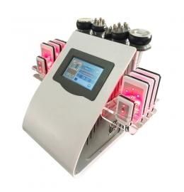 Комбайн 6 в 1 (кавитация, RF, вакуум, лазерный липолиз) SPA909 HW beauty equipment фото 2