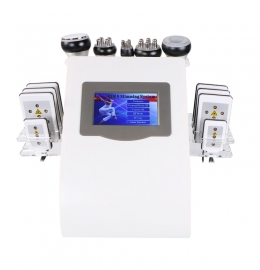 Комбайн 6 в 1 (кавитация, RF, вакуум, лазерный липолиз) SPA909 HW beauty equipment фото 4