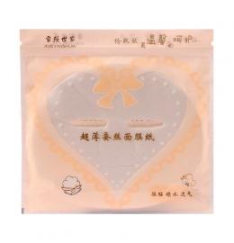 Тканевые маски-салфетки для лица (50 штук) фото 3