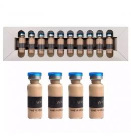 Тональна сироватка (№1) для процедур BB Glow MesoWhite (5 мл.) фото 5