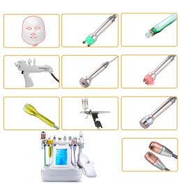Комбайн косметологічний гідродермабразії і ліфтингу A000-45 (11 в 1) фото 5