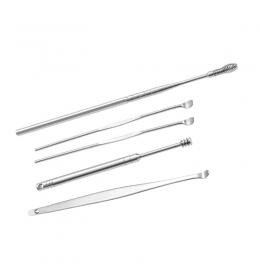 Набор инструментов для чистки ушей Brainbow (5 штук) фото 3