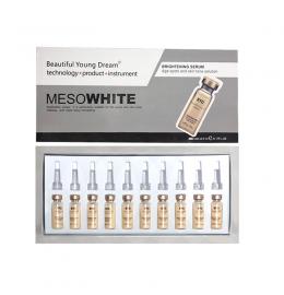 Тональна сироватка MesoWhite для процедури BB Glow з піпеткою (5 мл.)